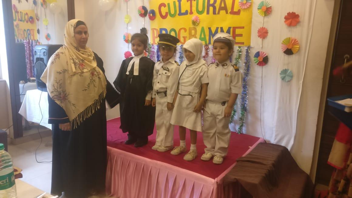 Cultural programme 2018-19